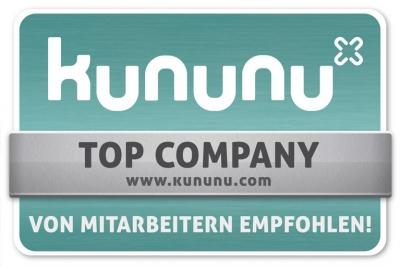 Kununu prämiert Arbeitgeber