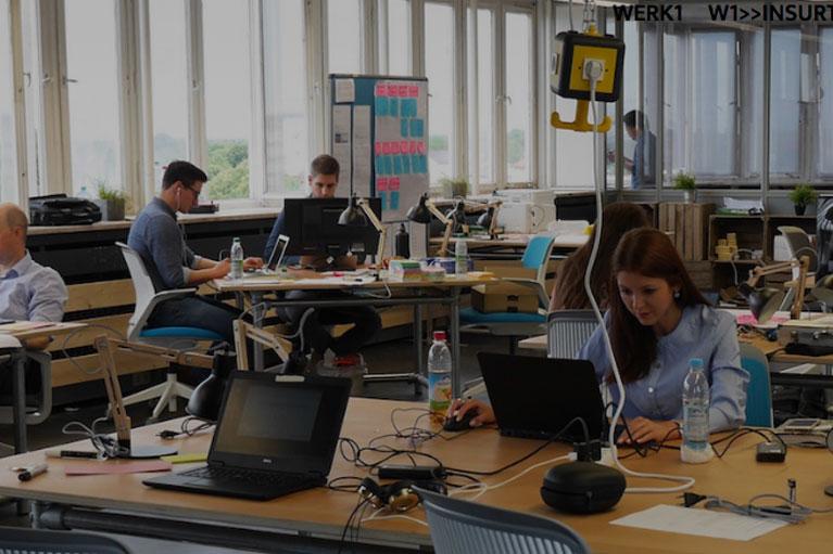 Werk1: Förderung von digitalen Ideen durch die Bayerische