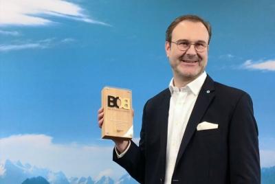 Bob Award für die Bayerische