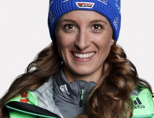 Sportlich in die Wintersaison: Vanessa Hinz ist unsere neue Markenbotschafterin