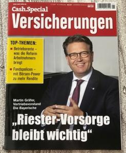 Martin Gräfer Riester-Rente