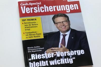 Riester-Rente Martin Gräfer