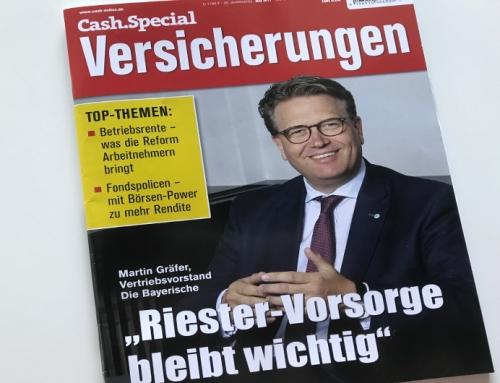 Riester-Rente: Die Bayerische ist spitze aus Maklersicht