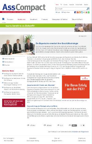 AssCompact Thomas Heigl, Dr. Herbert Schneidemann und Martin Gräfer