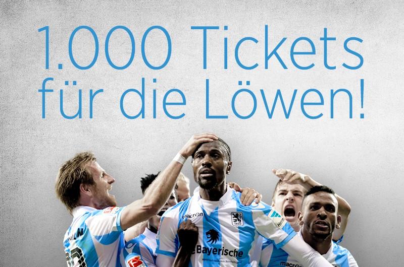 TSV 1860 München Fantickets