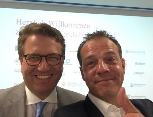JungmaklerAward 2020: Die Bayerische lädt ein zum Finale an den Starnberger See