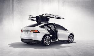 Elektroautos: Teslas Model X