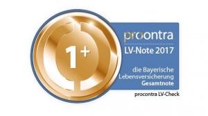 Siegel procontra LV-Check die Bayerische