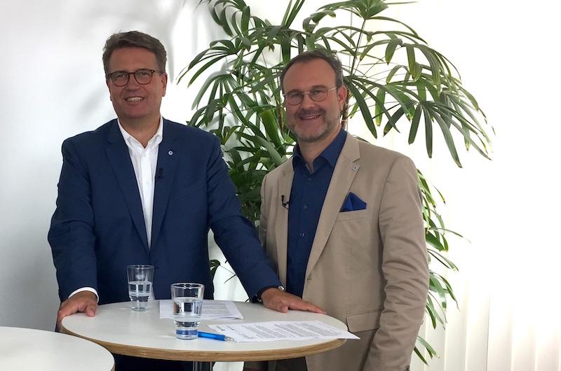 Martin Gräfer, Konrad Häuslmeier: Endspurt IDD: Warum die neue Richtlinie eine Chance ist