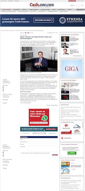 Netzlese: Pangaea Life startet