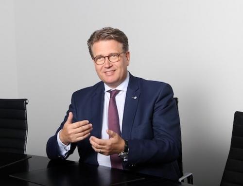 """Martin Gräfer: """"Unser Auftrag ist es, unsere Partner zu begleiten"""""""