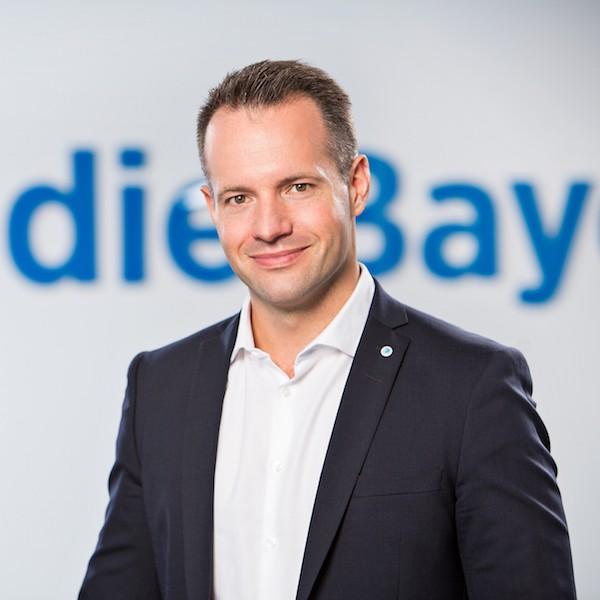 Maximilian Buddecke. Leiter Partner- und Kooperationsvertrieb