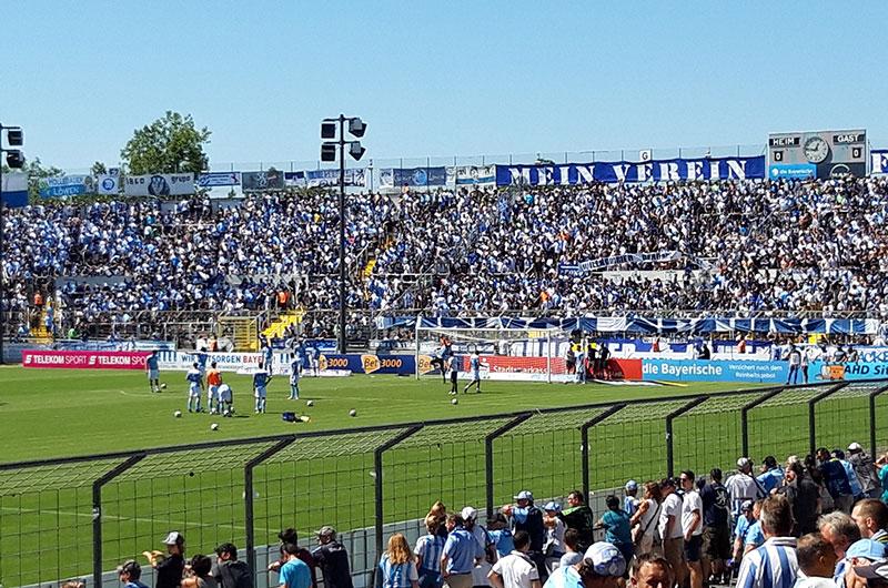 Gegen KFC Uerdingen: Löwen verlieren in der Nachspielzeit