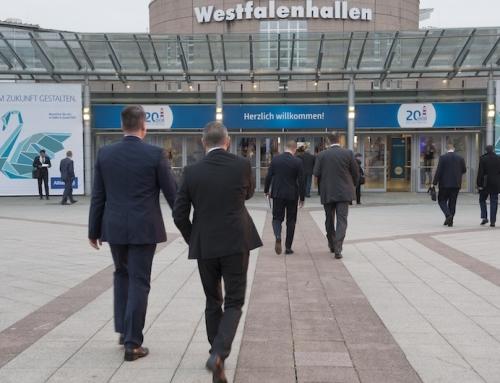 DKM 2018: Das Löwenrudel in den Westfalenhallen