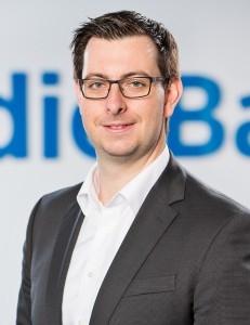 Daniel Regensbuger, Leiter Vertriebsdirektion Süd