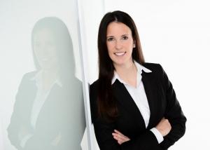 Lisa Deurer, Produktmanagerin Biometrie