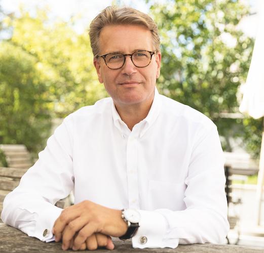 Martin Gräfer, Vorstandsmitglied die Bayerische