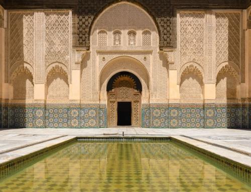 Raus aus der Kälte: Orientalische Weihnachten in Marokko