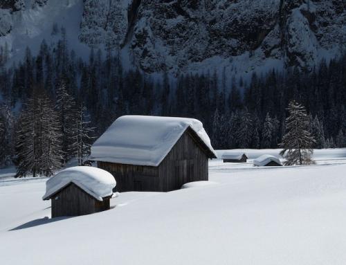 Gefahr von oben: Wie schütze ich mich vor Schneelast?