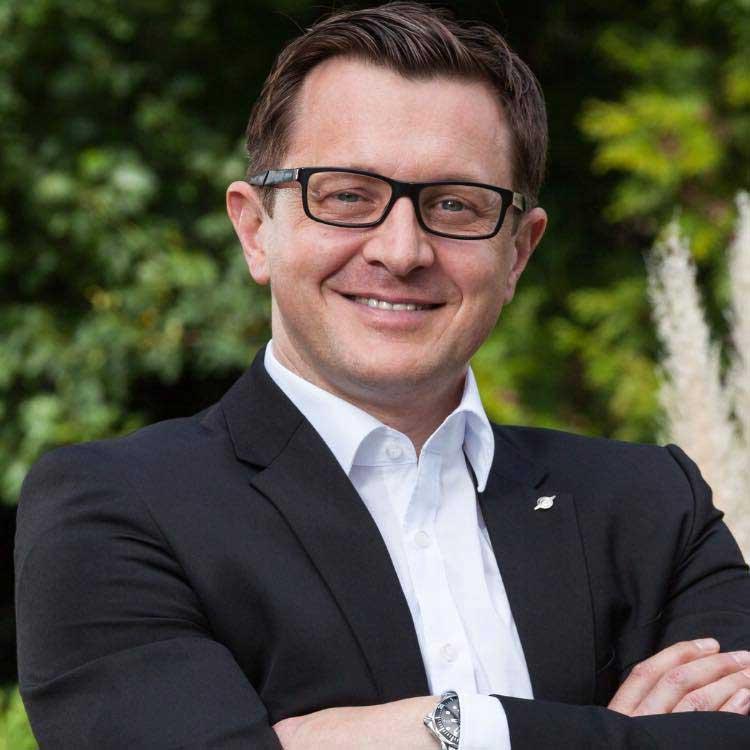 Christian Schwalb, Geschäftsführer SCALA & Cie. Holding