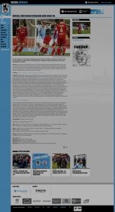 Spielbericht zum Derbysieg des TSV 1860