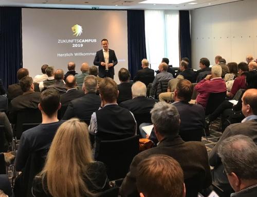 Zukunftscampus 2019: Von Businesskillern und Gegenmitteln