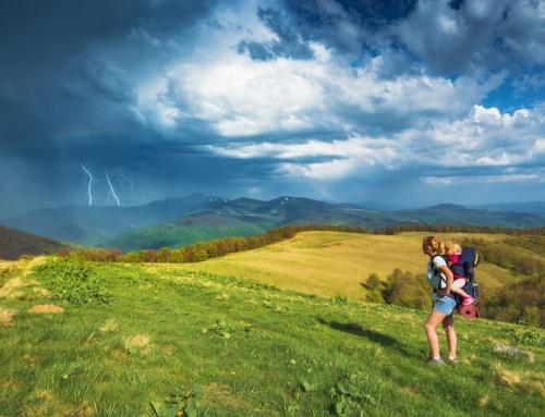 Neue GDV Naturgefahrenbilanz: Wo wüteten 2018 die schlimmsten Unwetter?
