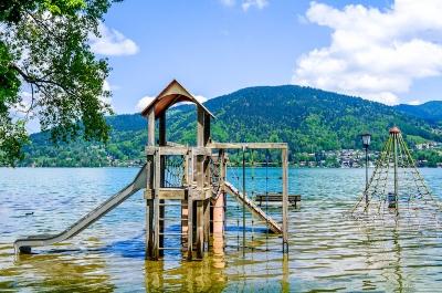 Klimawandel marsch: Keine Hochwasserhilfe mehr in Bayern