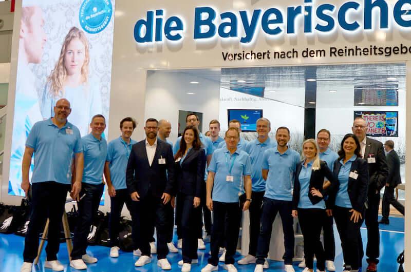 Das war die Bayerische auf der DKM