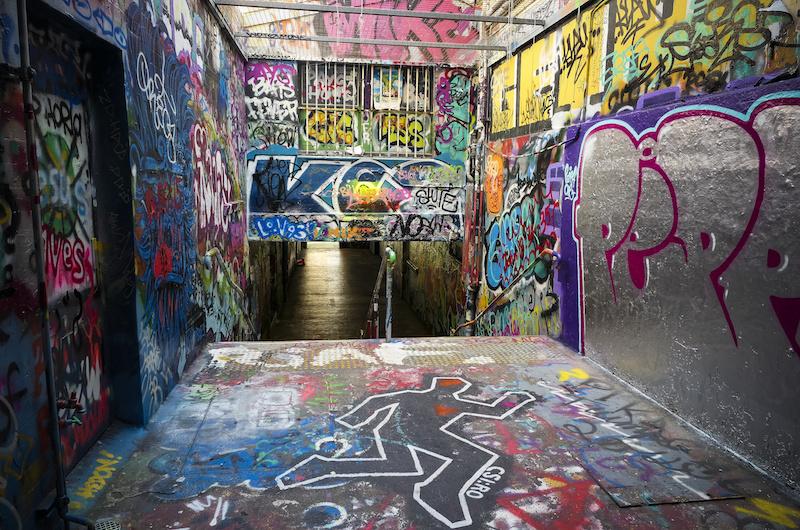 Graffiti Wohngebaeudeversicherung