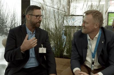 Uwe Mahrt Interview auf der DKM