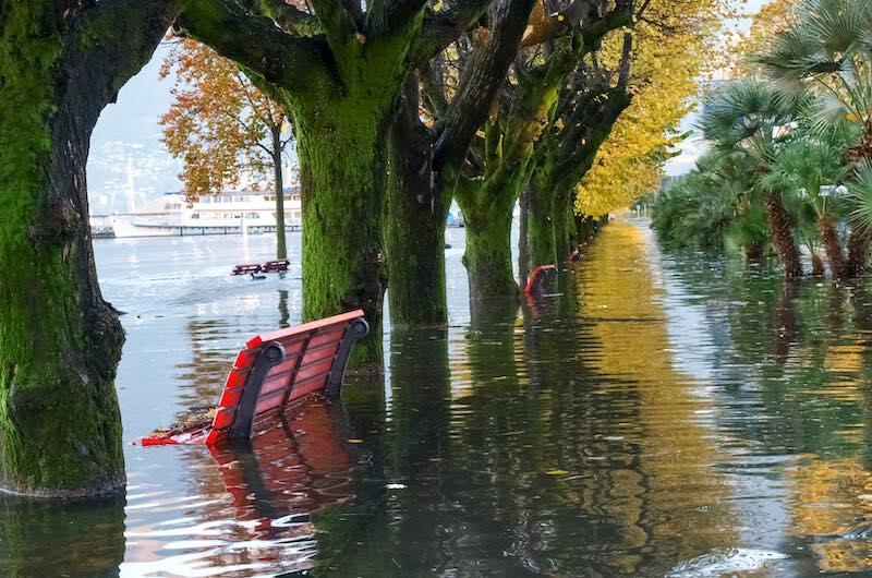 Starkregen ist ein deutschlandweites Schadenrisiko