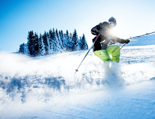Der große Alpensturm: Weiße Weihnacht im Skiurlaub