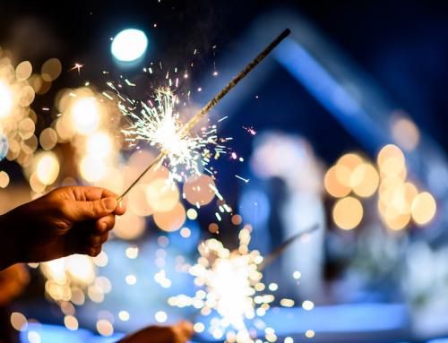Boom, klirr, aua: Eine Silvester-Schadensbilanz