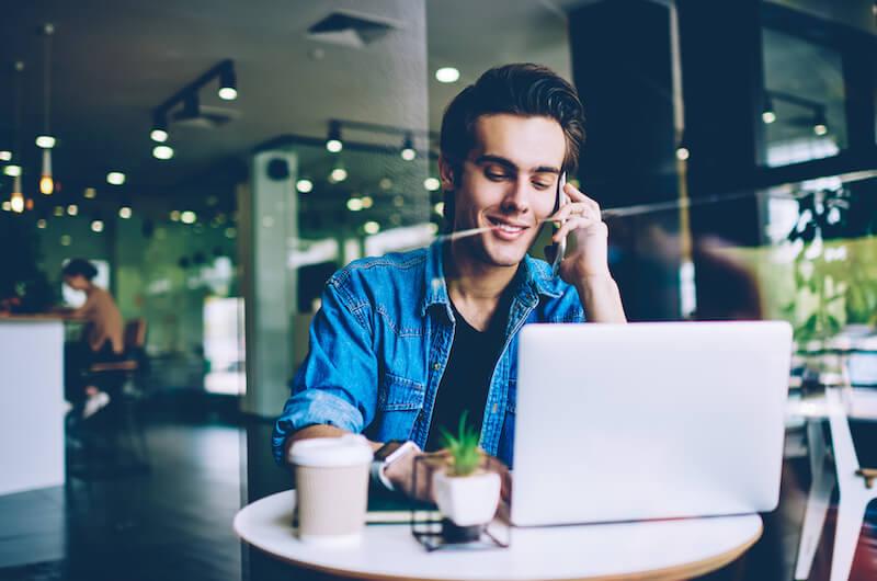 Digitale Vermittler haben Vorteile in der Krise