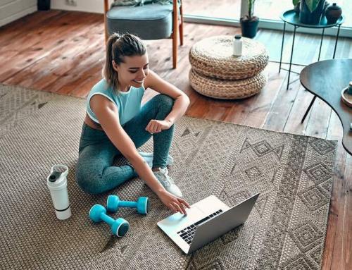 FIT21: Fit und gesund bleiben im Home Office