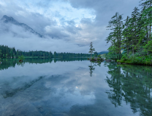 Naturgefahrenbilanz 2019: Bayern im Auge des Sturms