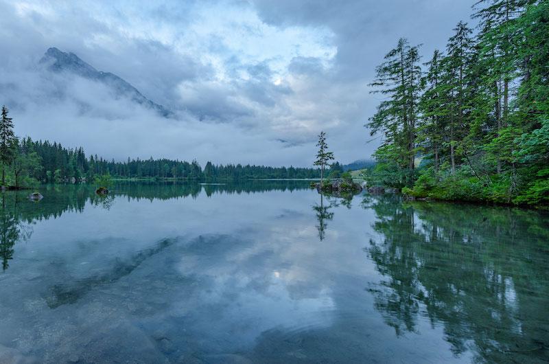 Naturgefahrenbilanz 2019: Bayern, Petrus' Zielscheibe