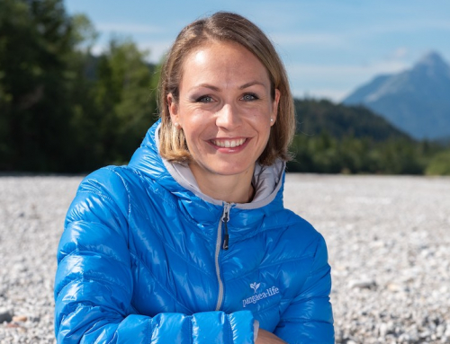 Pangaea Life: mit Magdalena Neuner in eine grüne Zukunft